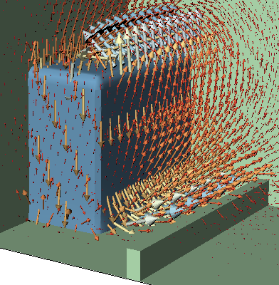 Water Flow Tutorial Exploring the Velocity Vector Field